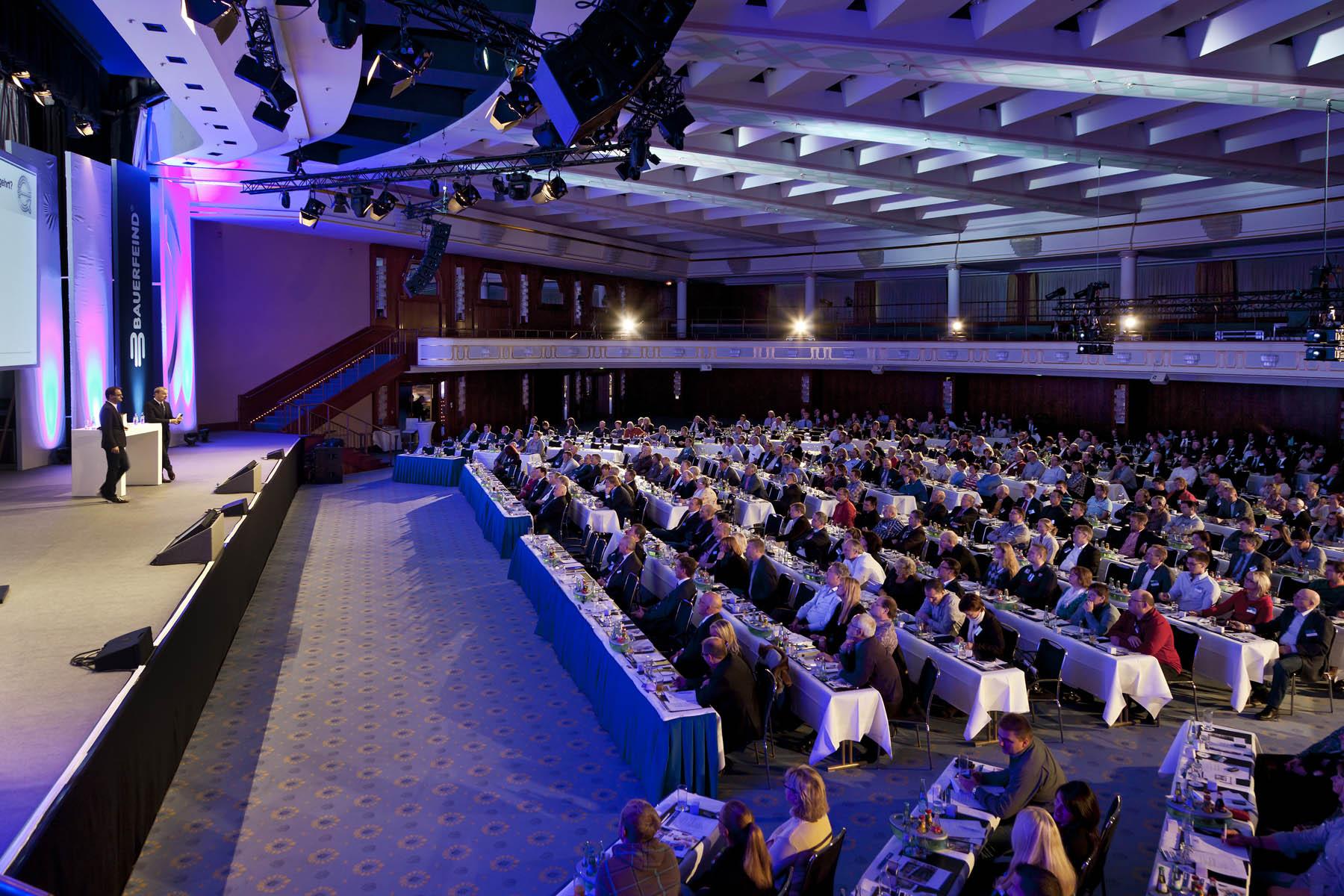 7. Bauerfeind Branchenforum5. und 6. 11. 2012 im Maritim Hotel, Bonn
