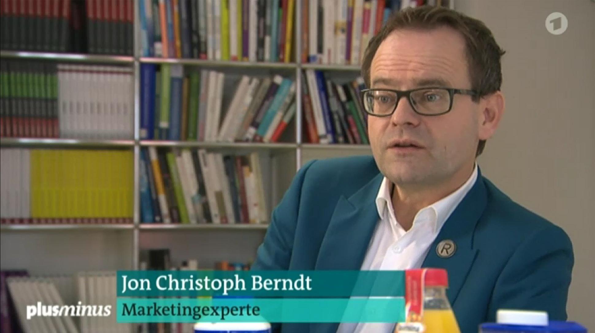 """ARD, """"Plusminus: Aufgedeckt – von wegen ,frisch'!"""""""