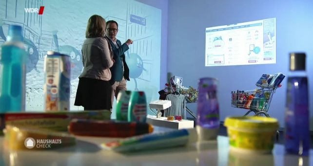 """WDR, """"Haushaltscheck: Rabatt- und Kundensysteme"""""""