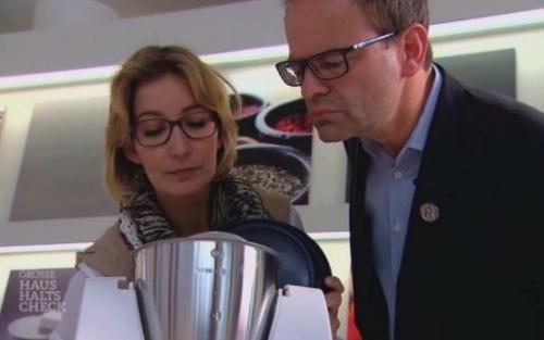 """WDR, """"Haushaltscheck: Der Thermomix und seine Wettbewerber"""""""
